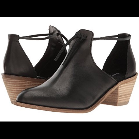 89f816f9b0b Kelsi Dagger Shoes - Kelsi Dagger Brooklyn Kalyn Tie Knot Cutout Bootie